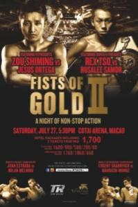 Fists of Gold II